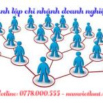 Thành lập chi nhánh doanh nghiệp tư nhân
