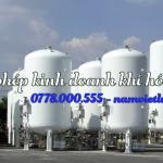 Giấy phép kinh doanh khí hóa lỏng