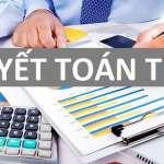 Quyết toán thuế khi giải thể công ty cần làm những gì?
