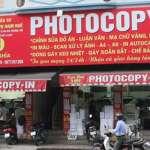 Có ý tưởng mở 1 cửa hàng photocopy thì phải làm thế nào?