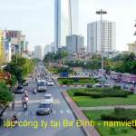 Dịch vụ thành lập công ty tại quận Ba Đình Hà Nội