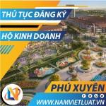 Thủ tục đăng ký hộ kinh doanh cá thể tại huyện Phú Xuyên Hà Nội